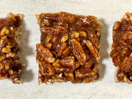 Healthy Twist on Pecan Pie