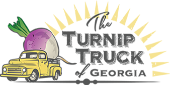 the turnip truck of georgia logo