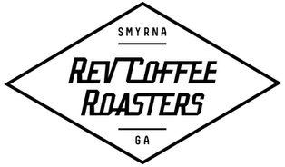 rev coffee roasters log