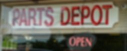 parts-depot-normal-illinois-sign