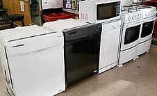 dishwashers microwaves stoves