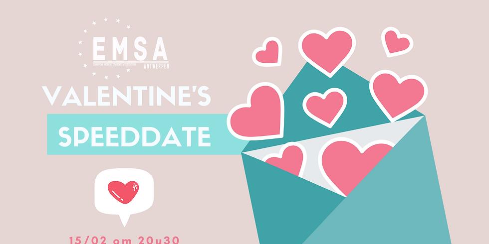 Valentine's speeddate