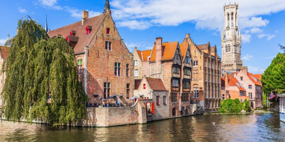 EMSA-week: Uitstap Brugge