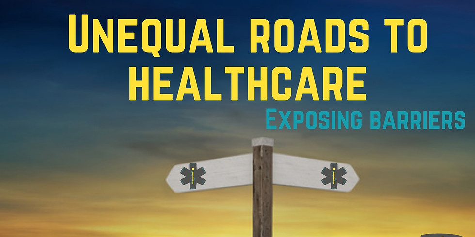 """Online lecture: """"Unequal roads to healthcare"""""""
