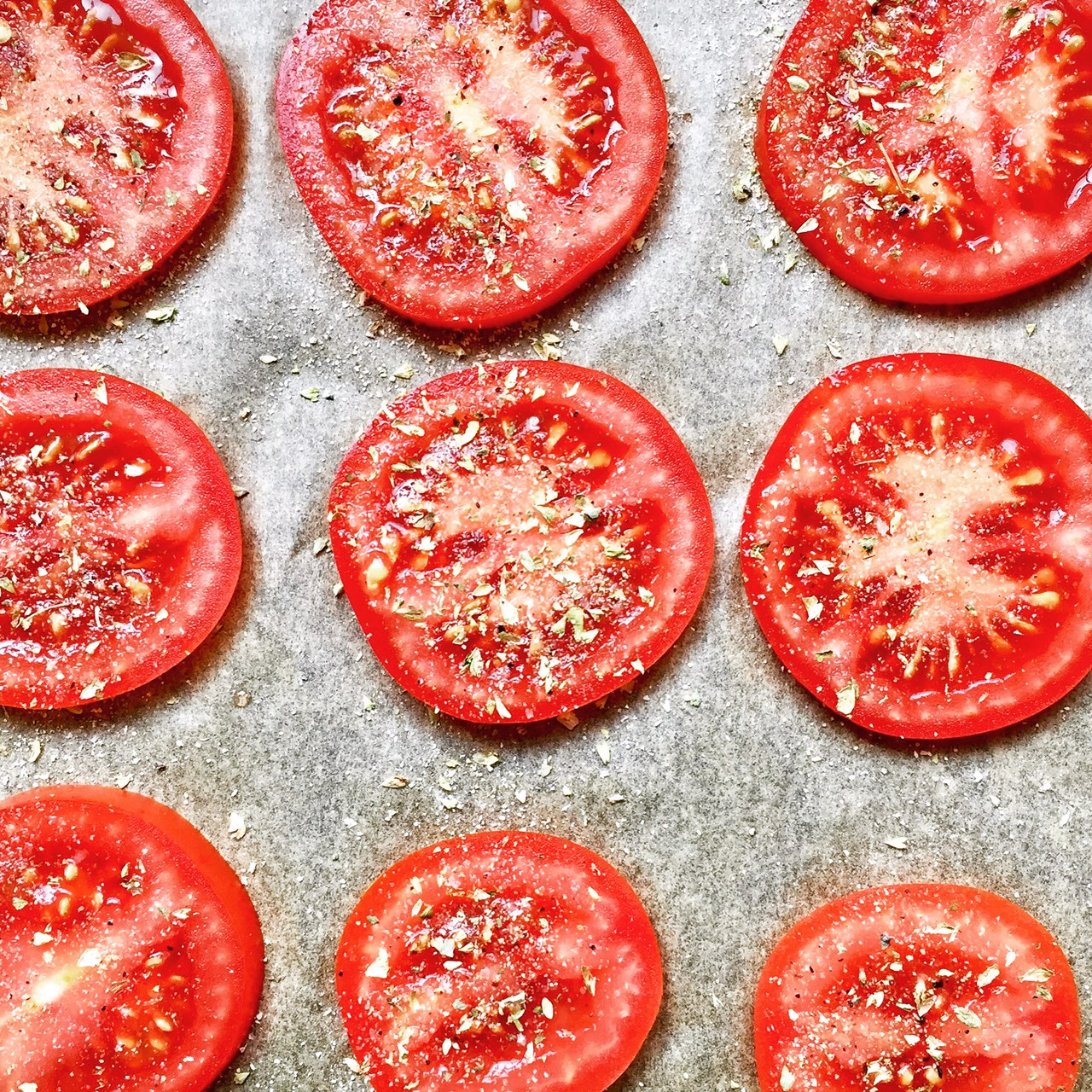 Seasoned Tomato