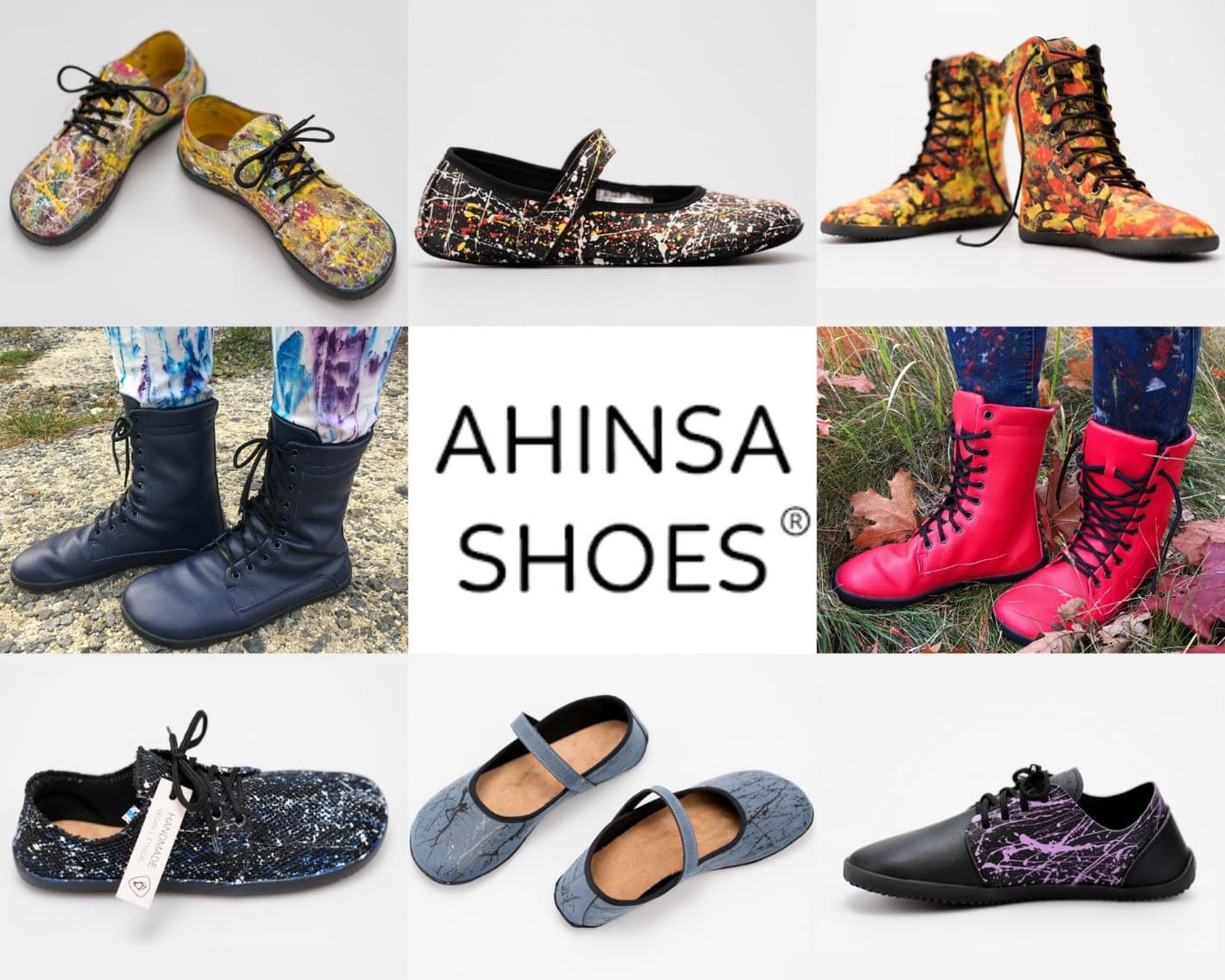 Ahinsa shoes®