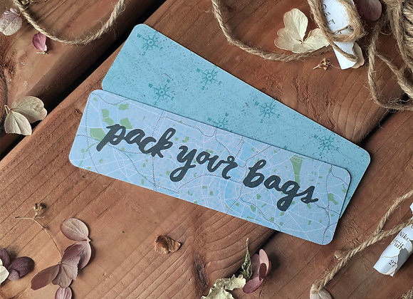 Pack You Bags
