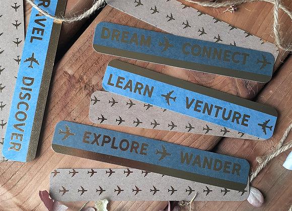 Dream, Learn, Travel & Explore