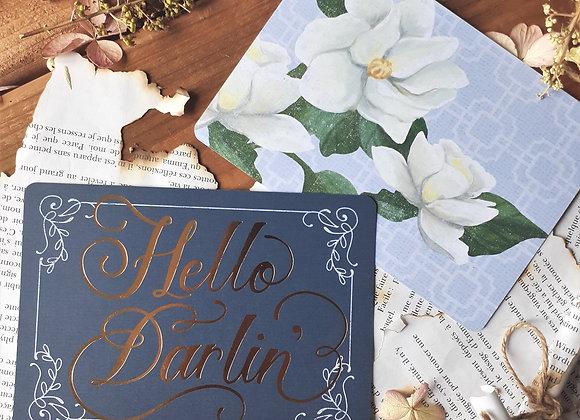 Hello Darlin'