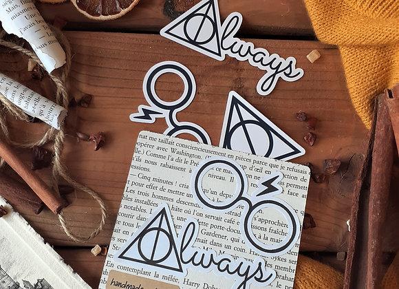 Harry Potter Black & White