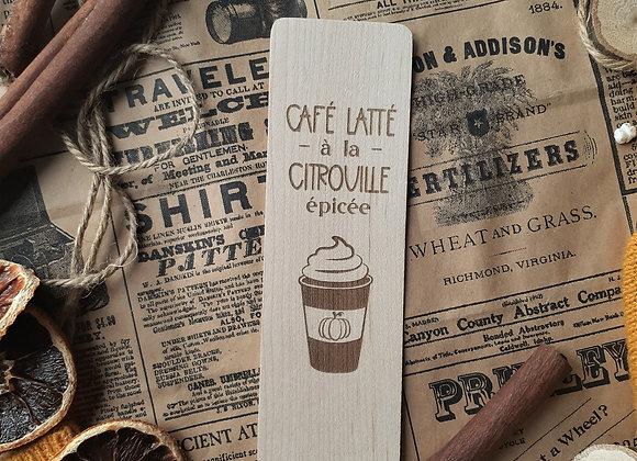 Café Latté À La Citrouille