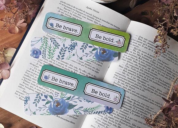 Be Brave & Bold