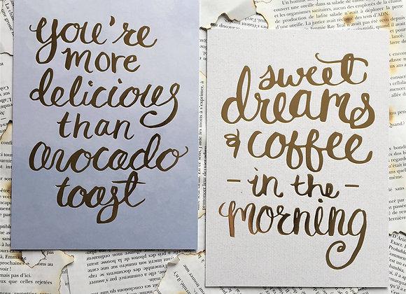 Sweet Dreams & Coffee