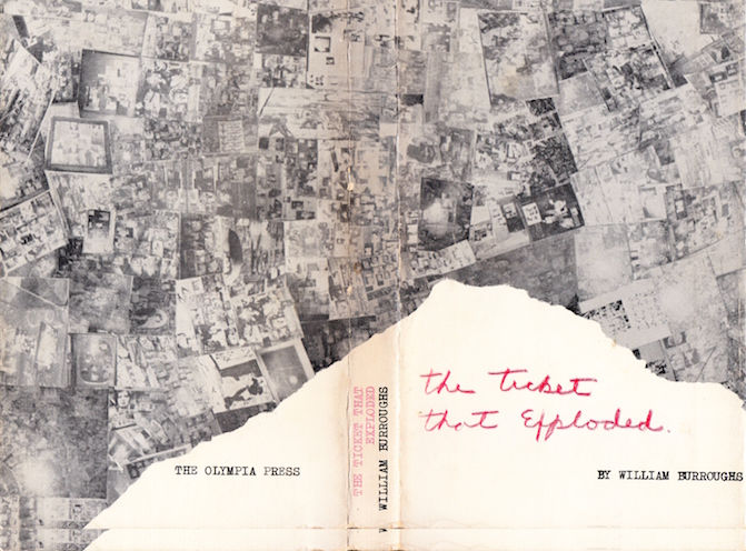 The Ticket thar Exploded-cover_William B
