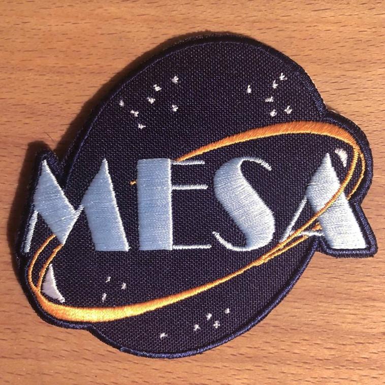MESA Logo Patch
