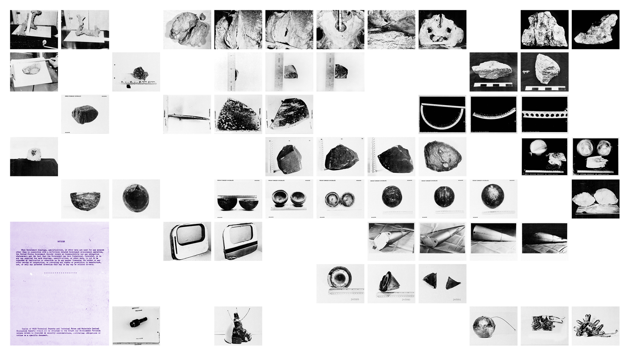 Objects Anthology I
