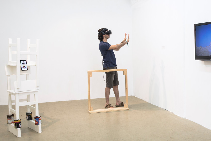 Image credit_ Roni Aviv, Exhibition