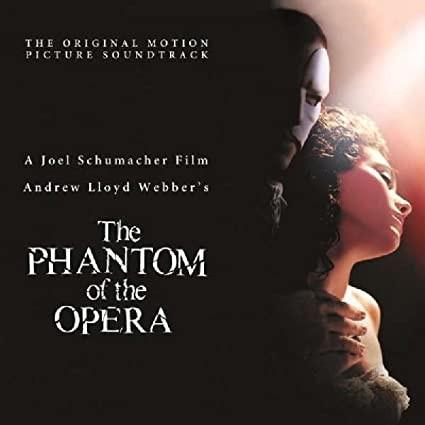 The Phantom of the Opera (2004) Commentary