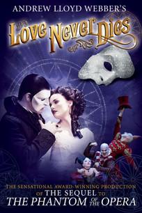 """Musicals w/ Cheese #24: """"Love Never Dies"""" (feat. Elisa Hansen)"""