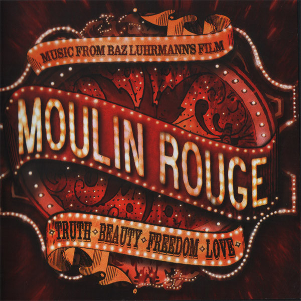 Musicals w/ Cheese - MOULIN ROGUE LIVESTREAM