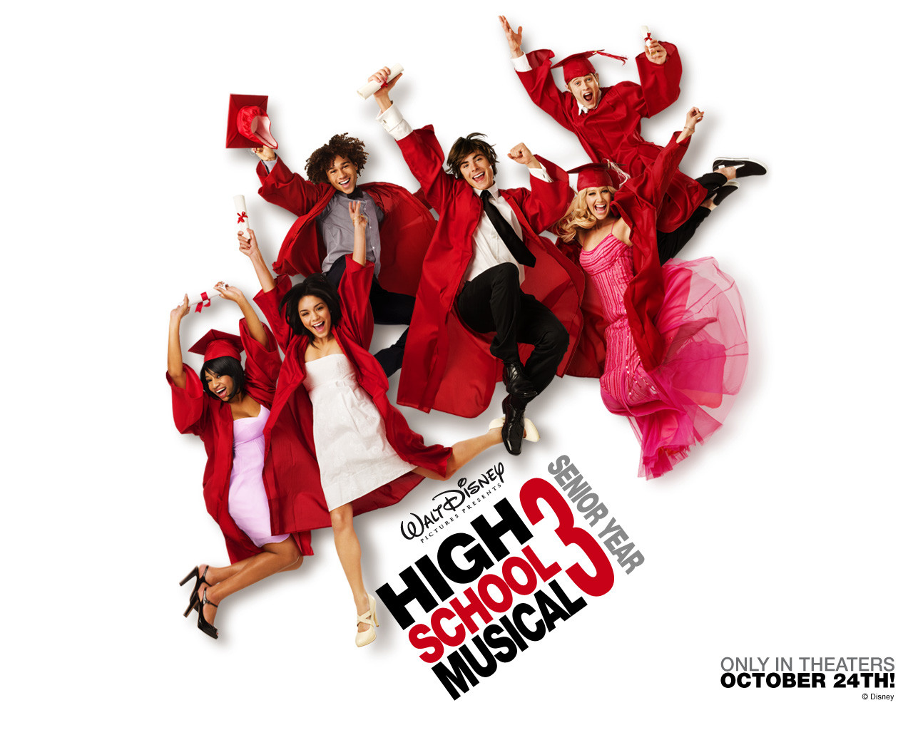 Musicals w/ Cheese - High School Musical 3 (Commentary)