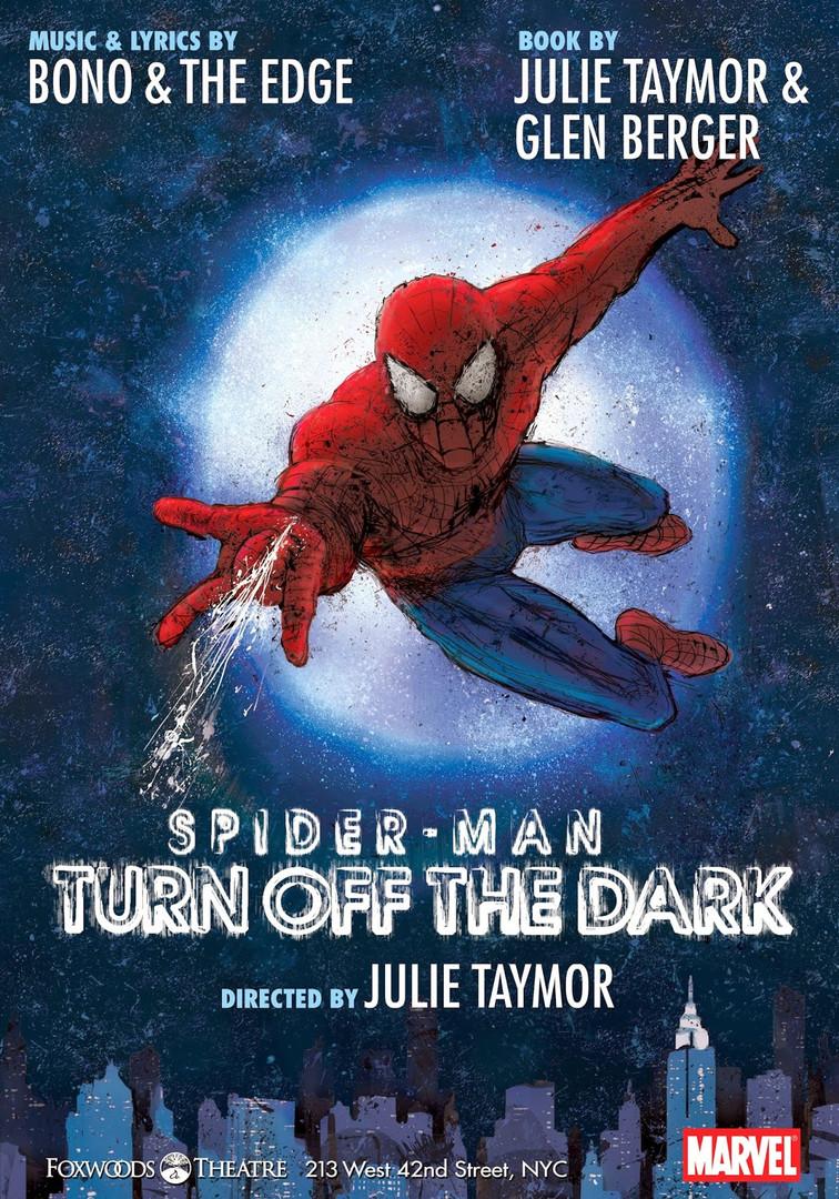 """Musicals w/ Cheese #22: """"Spider-Man Turn off the Dark"""" (Feat. Allison Pregler)"""