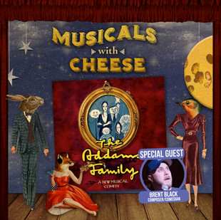 Musicals with Cheese #113 The Addams Family Transcript