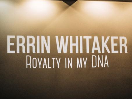 Errin Whitaker Film Premiere