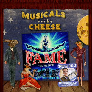 #124 Fame: The Musical (feat. Brendon Henderson)