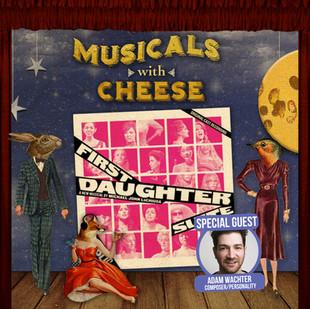 #125 First Daughter Suite (feat. Adam Wachter)