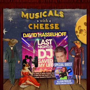 #123 Last Night a DJ Saved My Life (feat. Allison Pregler) Transcript