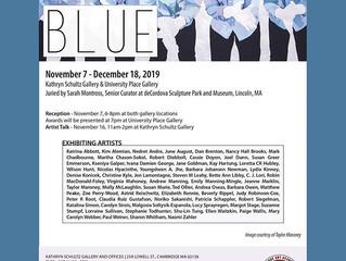 Cambridge Art Association BLUE Exhibition