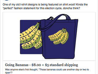 Going Bananas over this election cycle?