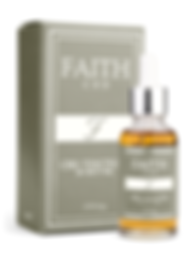 Faith CBD skincare wellness products. Anxiety and pain relief, stress reduction. Tincture dietry supplement.