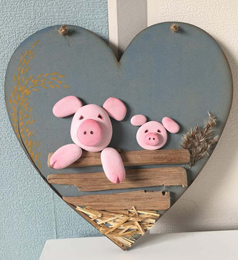 Pebble Pigs