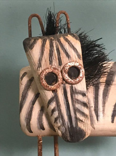Driftwood Zebra