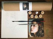 Portrait in Oils Course Kit