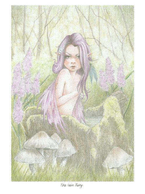 'The Vain Fairy' Open Edition Print
