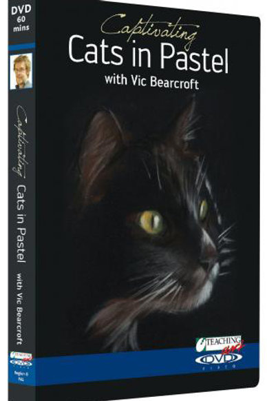 CAPTIVATING CATS DVD