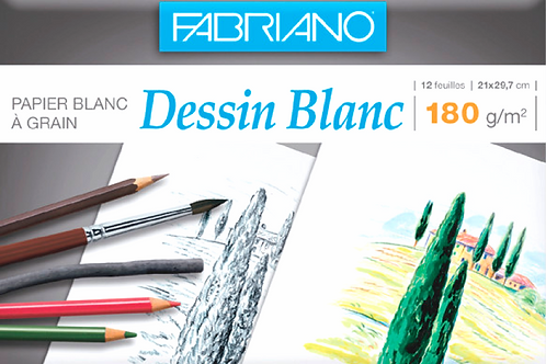 FABRIANO PAPER - PACK OF 12 SHEETS