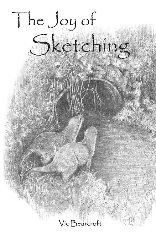 THE JOY OF SKETCHING BOOK - RELEASE DATE 27/2/2017