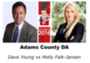 Adams County DA District 17: AdCo DA race pits incumbent prosecutor against defense lawyer newcomer