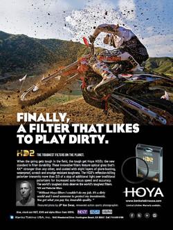 HOYA Lenses Ad Campaign