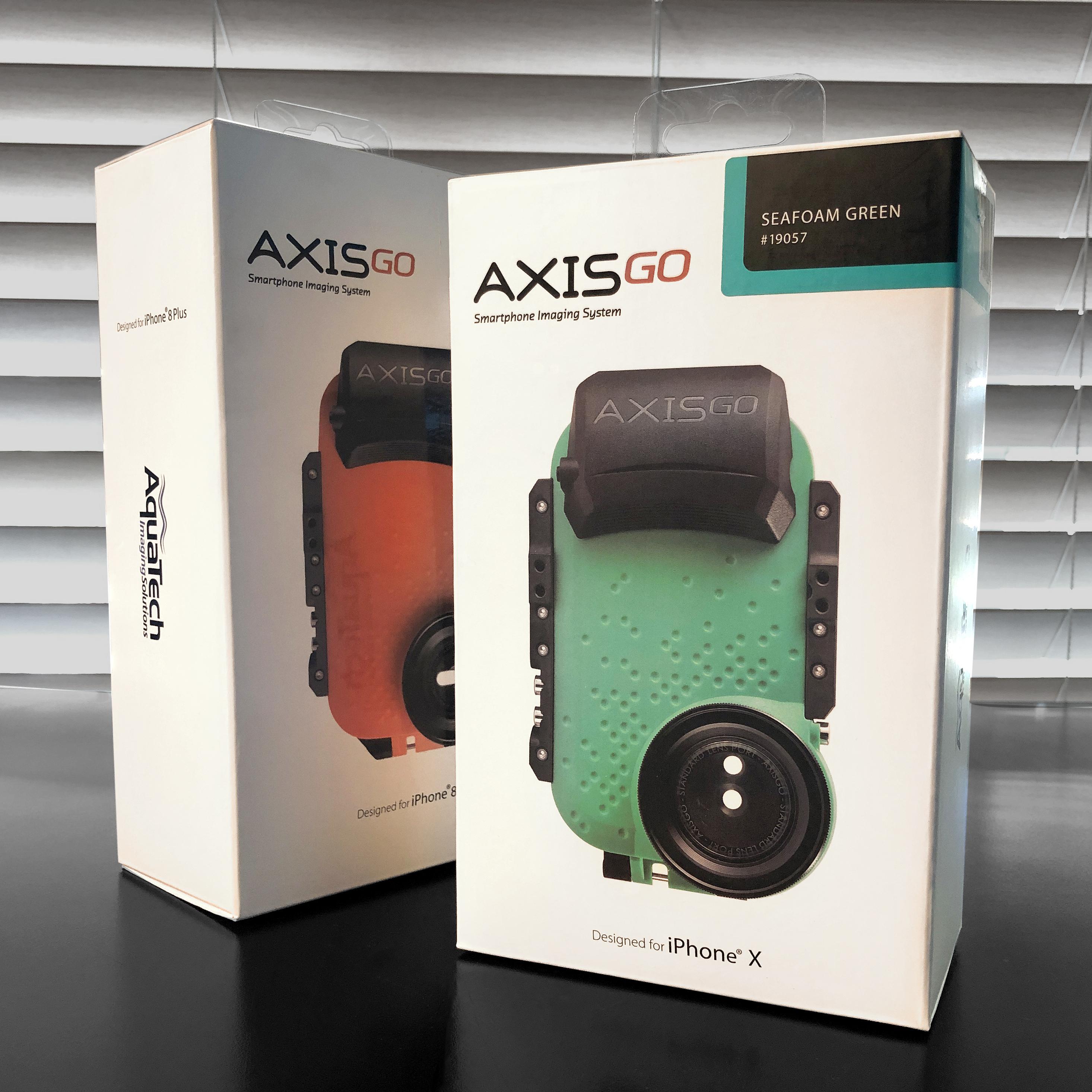 AxisGO-8X