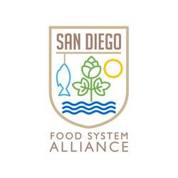 SDFSA Logo Design