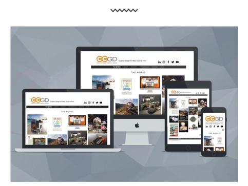 CCGD announces new website.