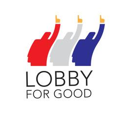 Lobby for Good Logo