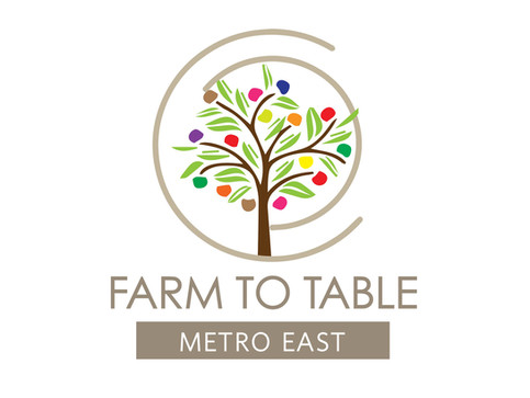 """Farm to Table"" Logo Design"
