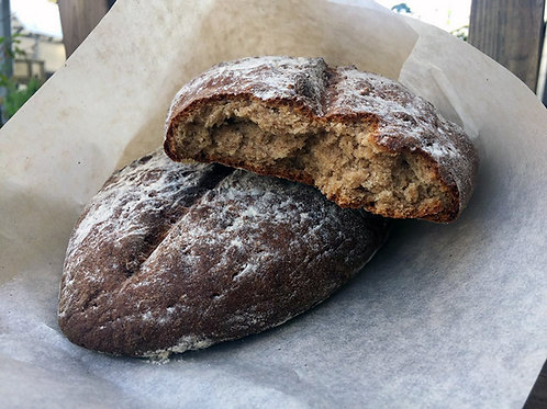 Норвежский ржаной хлеб