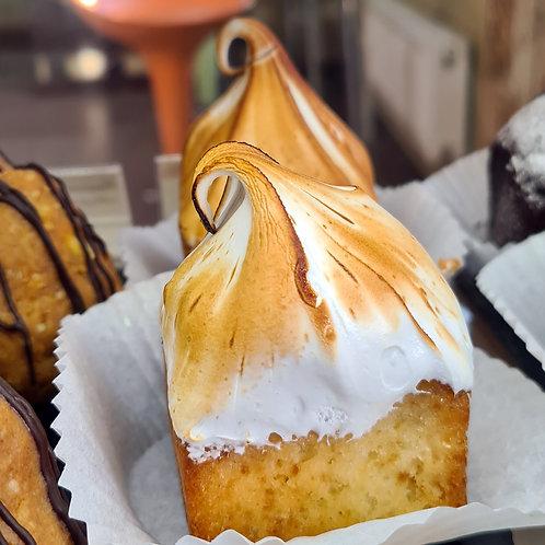 Цитрусовое пирожное